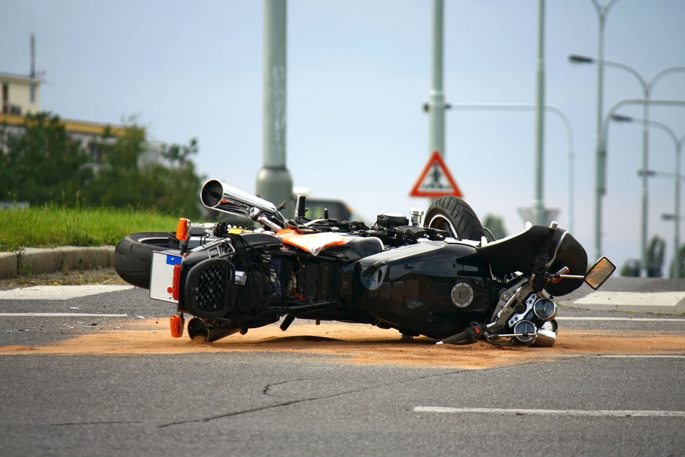 Motorcycle Accidents Disability Benefits