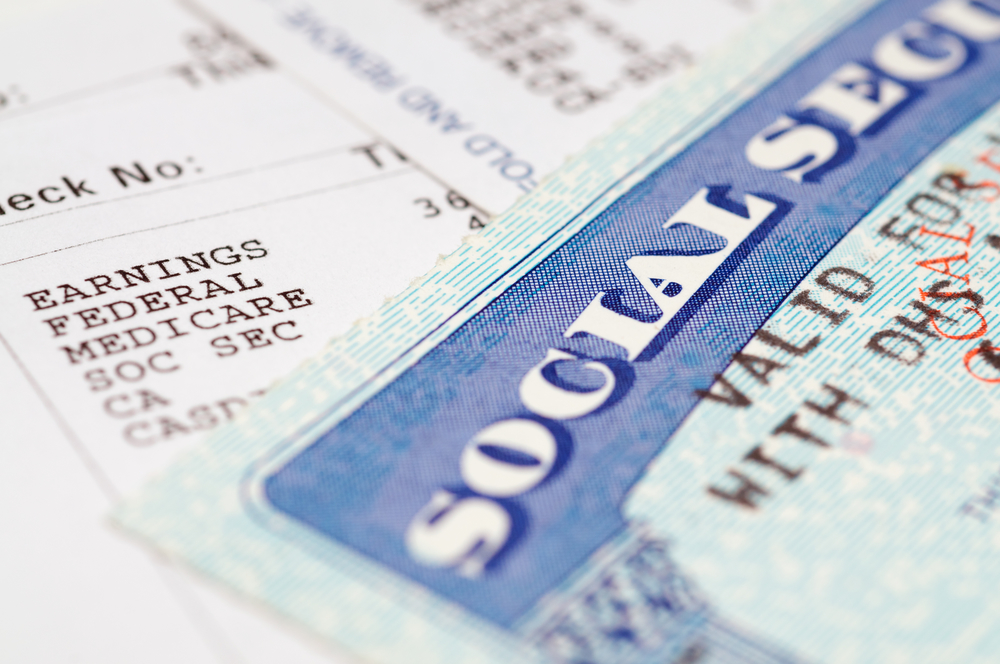 Social Security Benefits in Criminal Case
